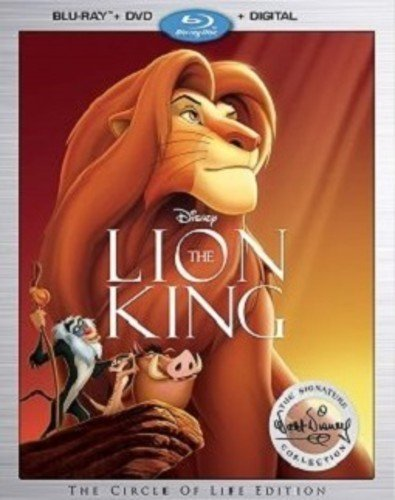 Buy Lion King Now!