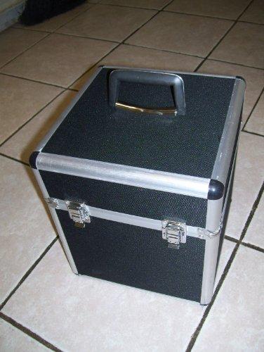 Concertina Acordion hard case, 9 x 9 x 10