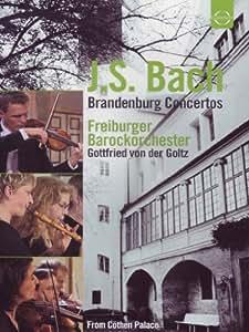 Bach: Brandenburg Concertos [DVD] [2006]