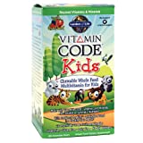 Garden of Life Vitamin Code, Kids, 60 Chewable Bears
