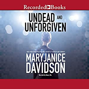 Undead and Unforgiven Audiobook