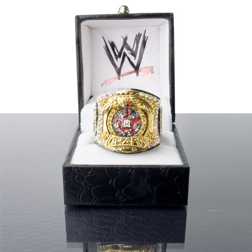 WWE Rated R Spinning Championship Replica Finger Ring
