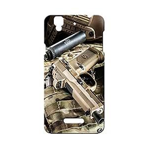 G-STAR Designer Printed Back case cover for Micromax Yu Yureka - G4894