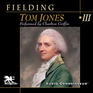 Tom Jones, Volume 3 Audiobook