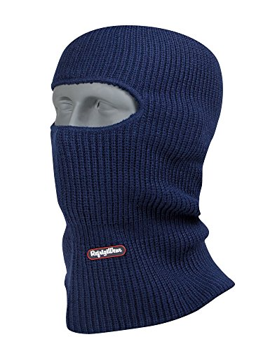 Refrigiwear Open Hole Face Mask Navy One Size Fits All (Face Mask Open Face compare prices)