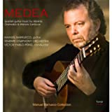 Medea: Spanish Guitar Music By Albeniz, Granados and Manolo Sanlucar