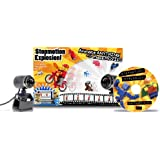 Stopmotion Explosion: Complete Stop Motion Animation Kit with HD Camera & Book (Windows & OS X)