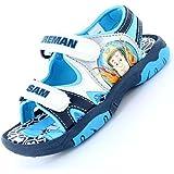 Fireman Sam 999 Sandal sz4