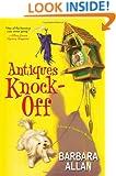 Antiques Knock-Off (Trash 'n' Treasures Mysteries)