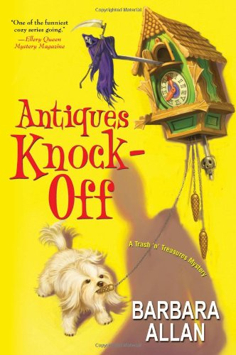Image of Antiques Knock-Off (Trash 'n' Treasures Mysteries)
