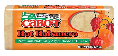 Best Deals! Cabot,  Habanero Cheese, 8 oz