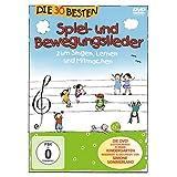 """Die 30 besten Spiel- und Bewegungslieder - Die DVD - zum Singen, Lernen und Mitmachenvon """"Karsten Gl�ck & die..."""""""