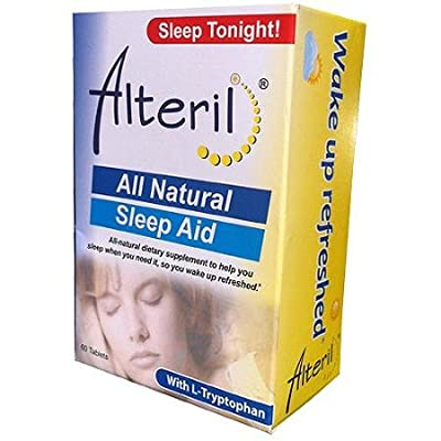 Alteril Sleep Aid Tabs