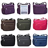 Fabuxry-Womens-Casual-Shoulder-Bags-Zipper-Nylon-Messenger-Handbags