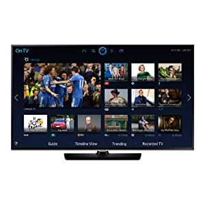 Samsung 40H5500 40-inch Widescreen Full HD 1080p Smart LED TV with Wi-Fi Direct and Freeview HD