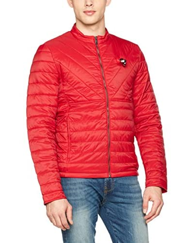 Guess Steppjacke Soundtrack rot