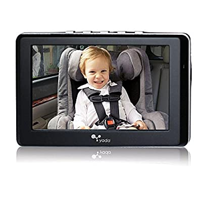 Yada Tiny Traveler Wireless Car Video Monitor
