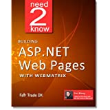 Building ASP.NET Web Pages with WebMatrix (Need2Know)