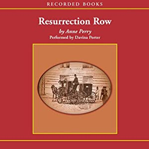 Resurrection Row: A Charlotte and Thomas Pitt Novel | [Anne Perry]