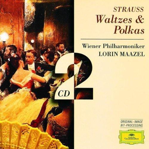CD : Lorin Maazel - Polkas & Waltzes (Germany - Import, 2PC)