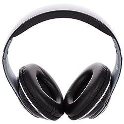 EVER-TECH Bluetooth Headphone 1389419031 (Black)