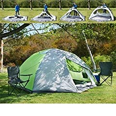 Buy Lightspeed® Vermont Pro 4-person Tent Drawstring Pole System Poly Oxford Floor Rip Stop... by Lightspeed