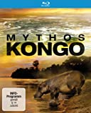 DVD Cover 'Mythos Kongo [Blu-ray]