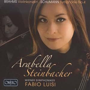 Brahms : Concerto (Avec Schumann : Symphonie N° 4)