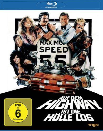 Auf dem Highway ist die Hölle los [Blu-ray]