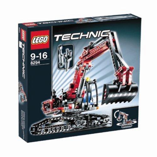 LEGO Technic 8294: Excavator