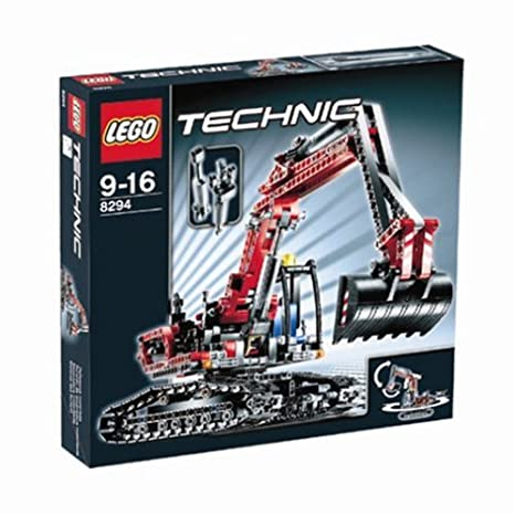 LEGO - 8294 - Jeu de construction - Technic - La pelleteuse