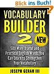 New! Vocabulary Builder 2: 500 More U...