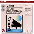 Mozart: The Great Piano Concertos Vol.2