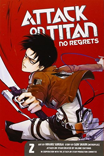 Aot: No Regrets 02 (Attack on Titan)