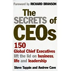 Secrets of CEO's