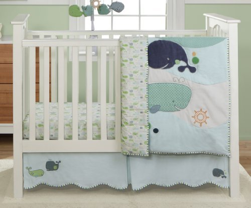 Baby Monster Bedding 2491 front