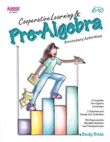Cooperative Learning & Pre-Algebra PDF