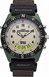Timex Expedition Resin Combo Watch T84601