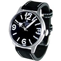 [エアロマチック1912]aeromatic1912 腕時計 ドイツ製 二戦ドイツ戦車砲軍用伝説復刻 A1365 【並行輸入品】