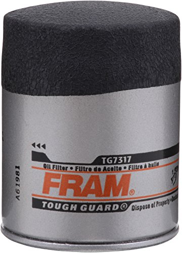 Fram TG7317 Tough Guard Passenger Car Spin-On Oil Filter (Car Quest Oil Filter compare prices)