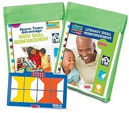 ETA hand2mind Home Team Advantage Skill Reinforcement Bundle Pack, Grade K