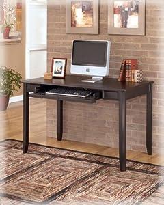 Carlyle Small Leg Desk by Ashley Furniture