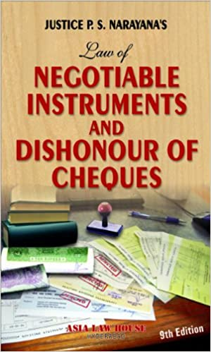 Dishnonour of Cheque