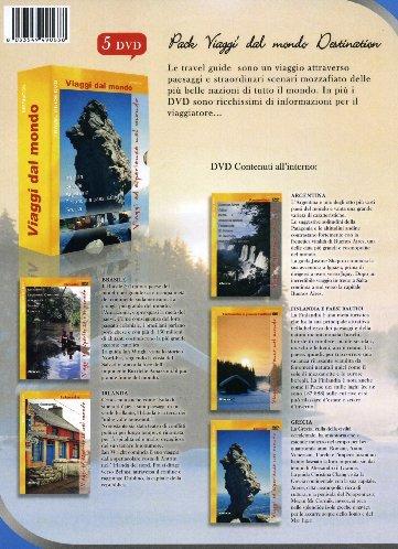 Viaggi Ed Esperienze Nel Mondo Collection Irlanda Brasile Argentina Finlandia e Paesi Baltici Grecia 5 Dvd PDF