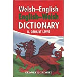 Welsh- English, English-Welsh Dictionaryby D Geraint Lewis