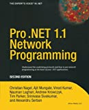 Pro .NET 1.1 Network Programming, Second Edition (1590593456) by Christian Nagel