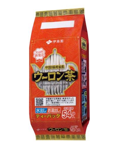 伊藤園 ウーロン茶 ティーバッグ 54袋