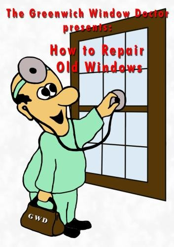 How to Repair Old Windows - DVD - unknown - B0033PSH18 - ISBN:B0033PSH18