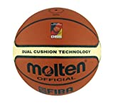 Molten Basketball - 7, Orange/Beige