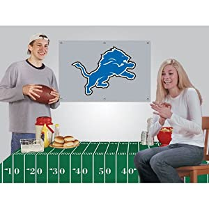 Party Animal Detroit Lions NFL Tailgate Party Kit PAR-PKDE